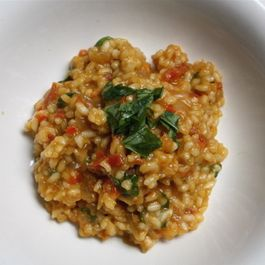 risotto by Jennifer Jackson