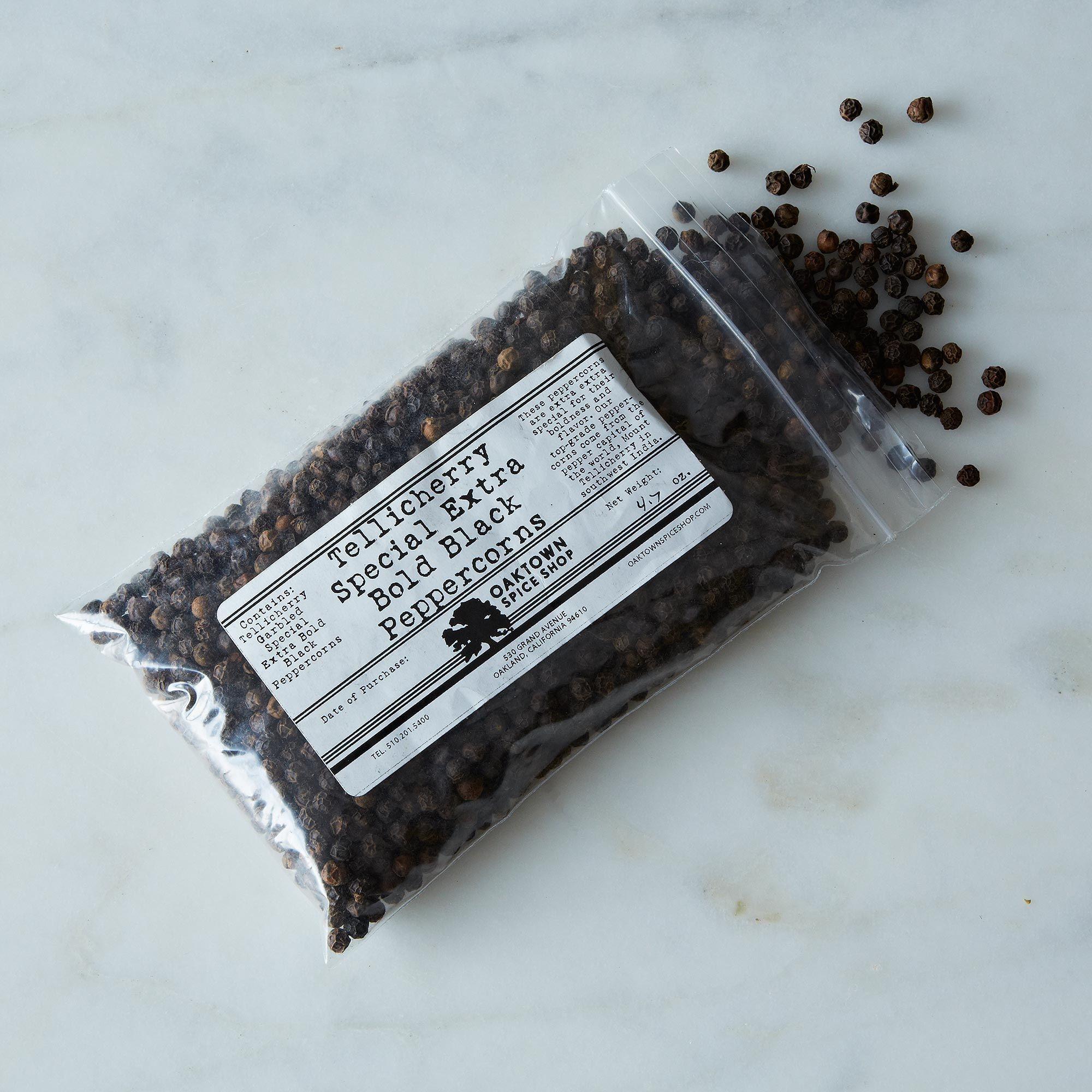Tellicherry Black Peppercorn Refill on Food52