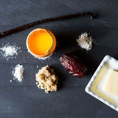 Vanilla Date Pudding