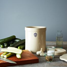 Pickling Crock Set