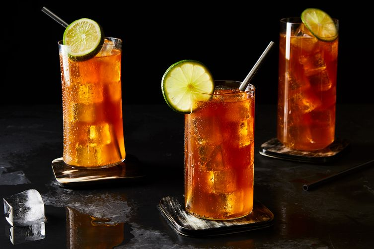Session Dark 'N' Stormy