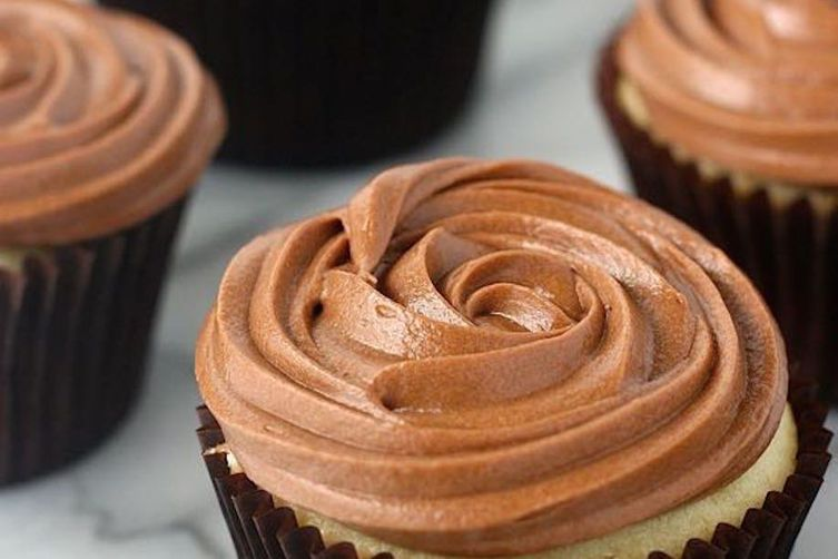 Mocha Quatro Leches Cupcakes