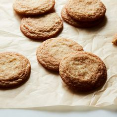 Soft, Puffy Snickerdoodles