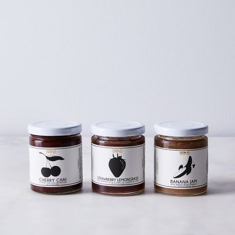 Small Batch Sweet Jam (Set of 3)