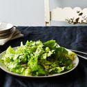 Leaf salads