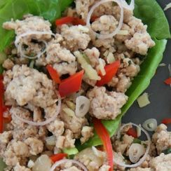 Spicy Ground Turkey