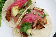 Weekday Chicken Tacos