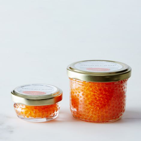 Smoked Trout Roe