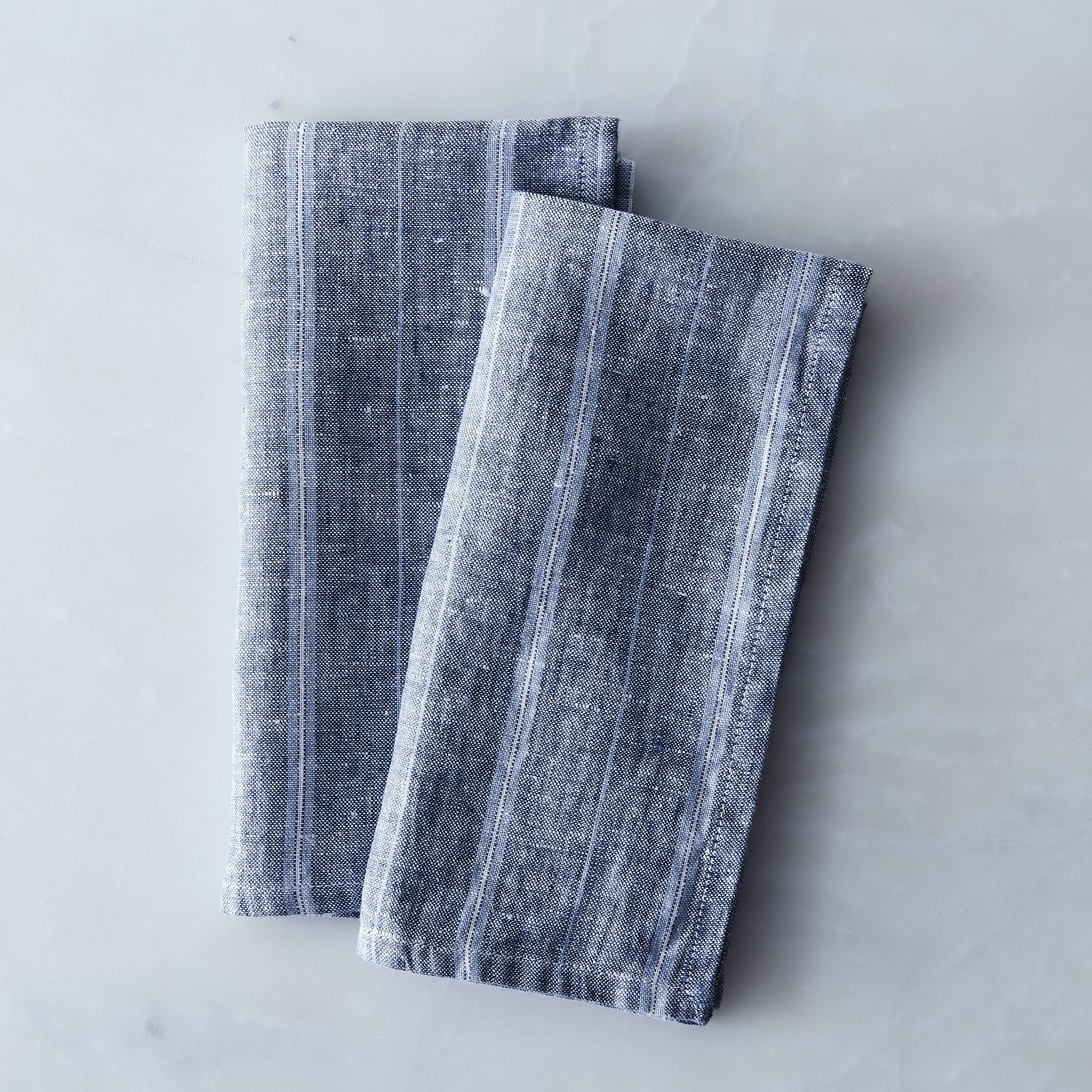 E4005e2b bd09 49e0 b47f c88c2a97bf7b  2017 0505 celina mancurti chambray stripe napkins set of 2 silo rocky luten 006
