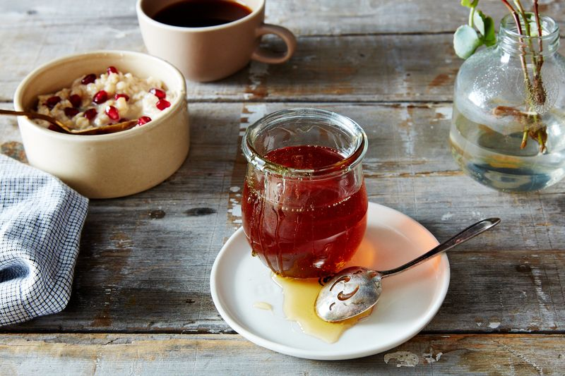 The World's Easiest Edible Gift is Infused Honey