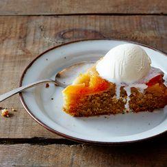 Any Fruit Upside-Down Cake