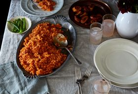 The Saucy Rice Dish So Beloved in West Africa, It Has its Own Holiday