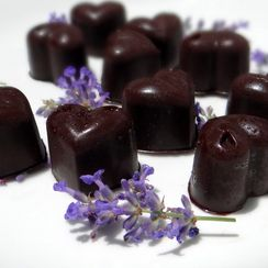 Flavor Infused Homemade Chocolates