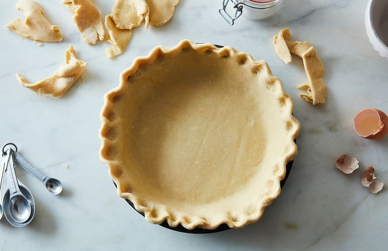 The Totally Hands-Off Pie Dough Method You Haven't Tried Yet