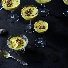 Latte Who? Meet the Golden Milk Panna Cotta