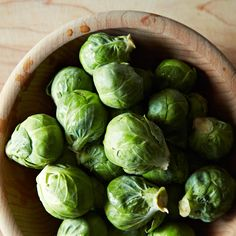 Are Brussels Sprouts the New Holiday Decor Trend?