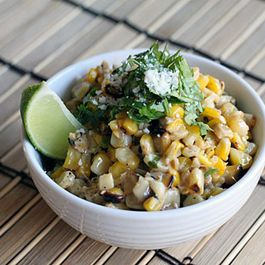 Mexican Creamed Corn
