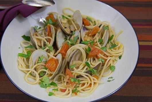Spaghetti alle Vongole - Rosso