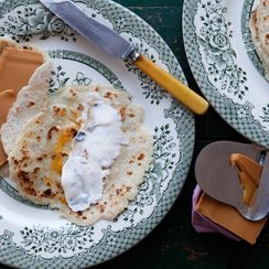 Lefse for Breakfast