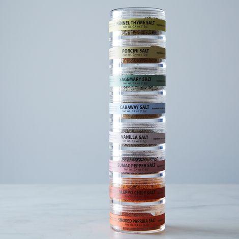 Spice & Herb Salt Tower