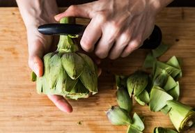 Video: How to Prep Artichokes