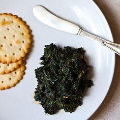 Dinner Tonight: Broccoli, Lemon & Parmesan Soup + Herb Jam