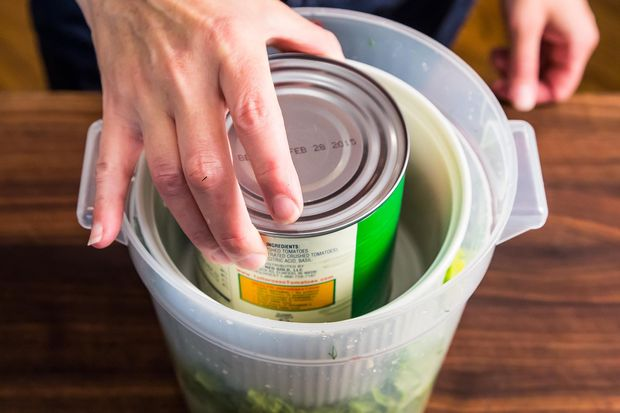 Shalotta, Mom's Pickled Lettuce Condiment