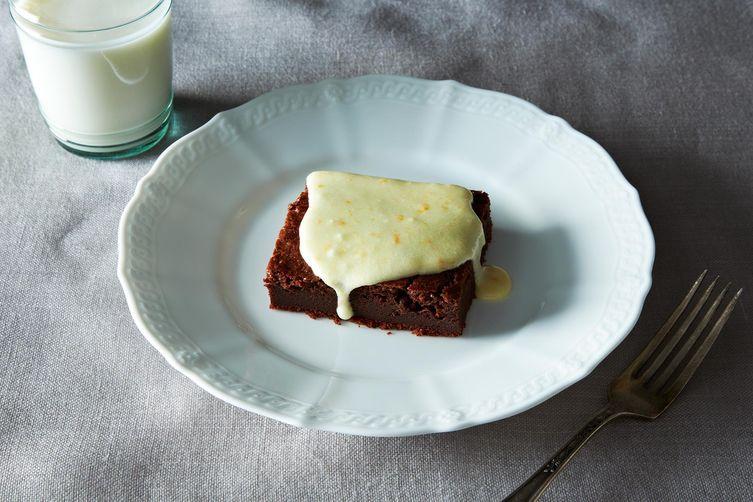 Orange Cake Icing Recipes: Deep Chocolate Cake With Orange Icing Recipe On Food52