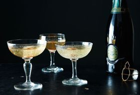 The Best Sparkling Cocktails to Help Ring in the New Year
