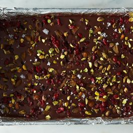 How To Make Chocolate Bark by Ann Godfrey