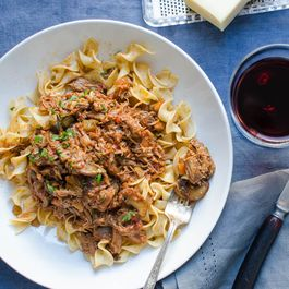 Hearty Homestyle Pork Ragout