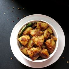 Jeera Aloo ,potato Roast