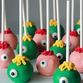Candy . Cake Pops by Oh Sweet Day!