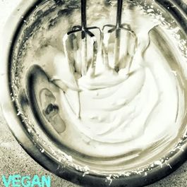 Small batch VEGAN Whipped Cream!