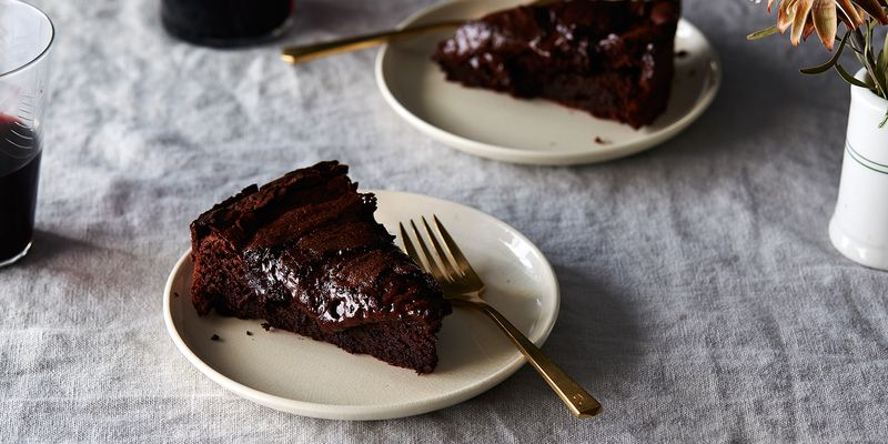 A chocolate cake that you know you can count on.