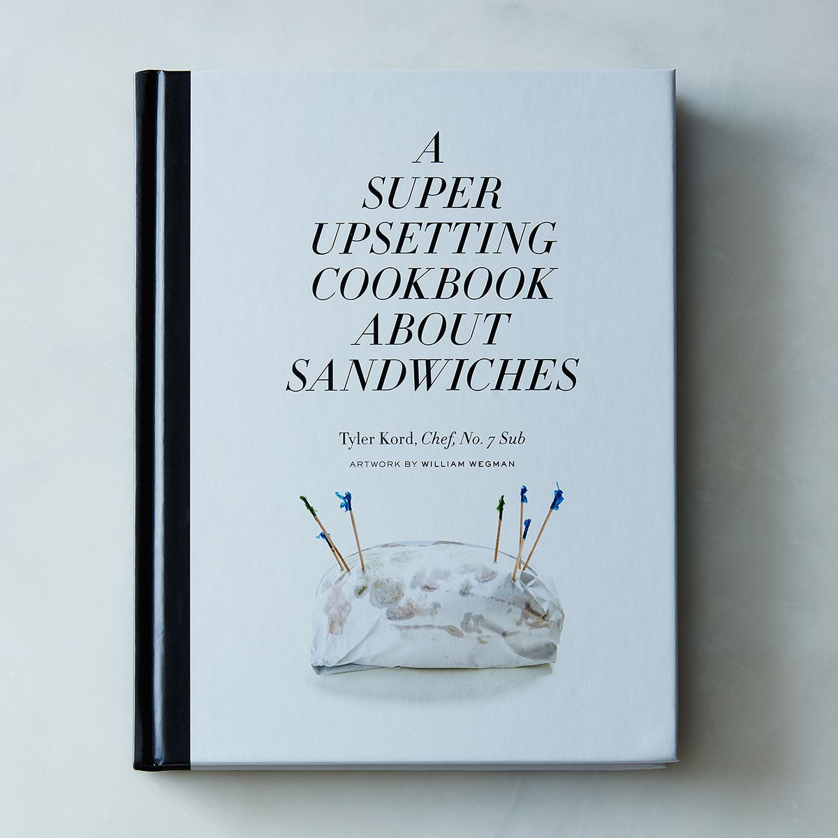 Super Upsetting Cookbook About Sandwiches Cookbook Review