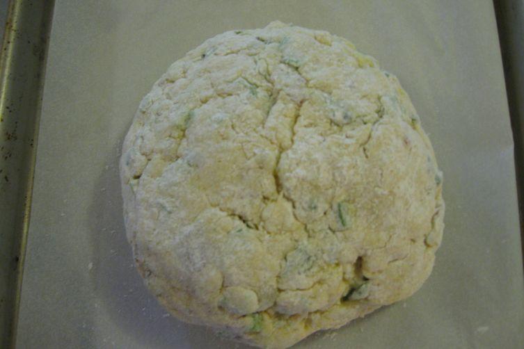 Leftover Potato Quick Bread