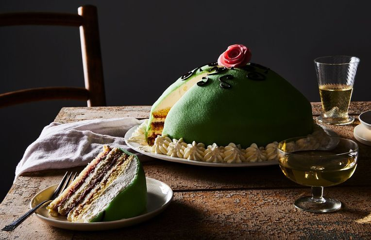 Meet the Princess Cake: A Scandinavian Showstopper for Almond Lovers