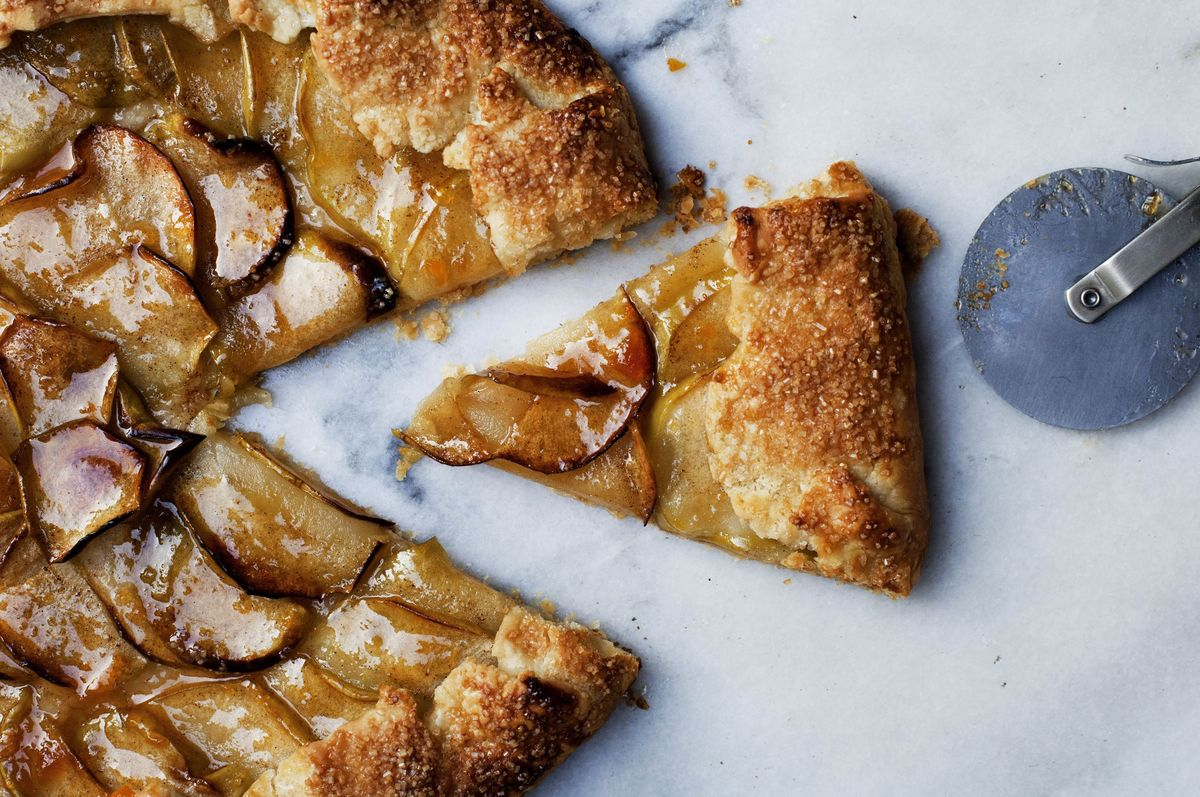 How to Make a French Brown Butter Apple Tart