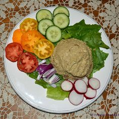 Vegetable Pate (Mock Chopped Liver)
