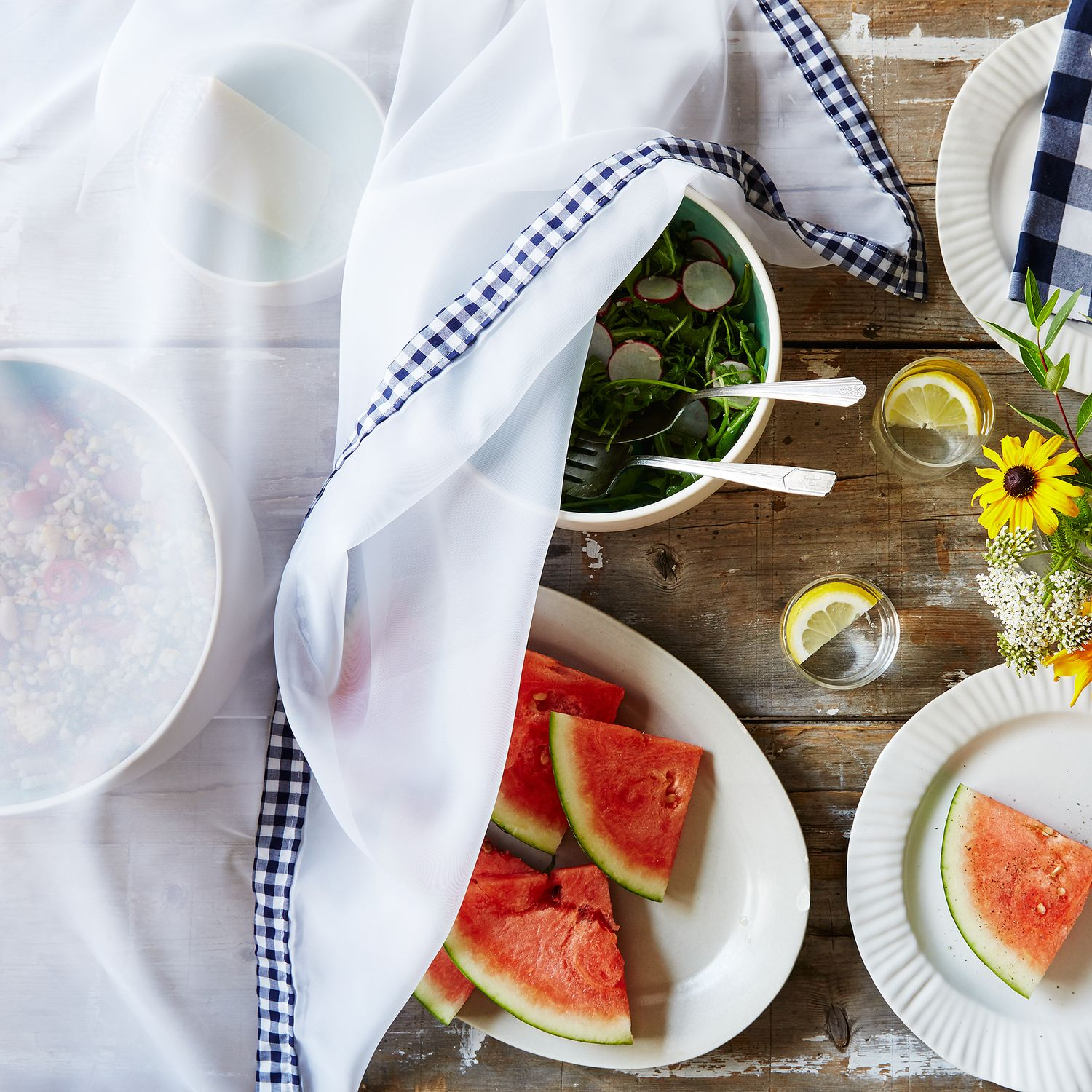 Outdoor net table cover on food52 for Meal outdoors