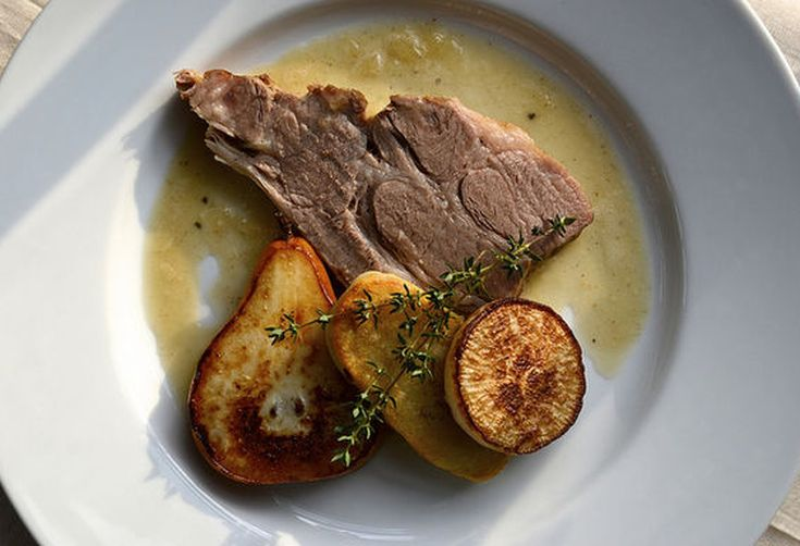 Growing Roots and Braised Pork Roast