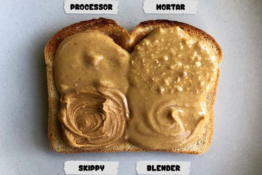 The Absolute Best Way to Make Peanut Butter
