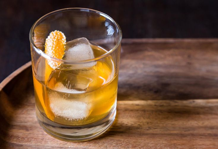 13 Recipes for Your House of Cards Binge (That Go Well With Bourbon)
