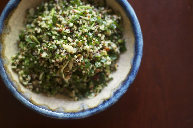 Chopped Parsley Salad from Food52