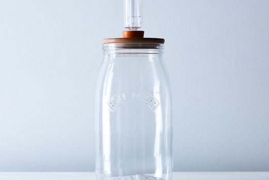 Glass Fermentation Jar