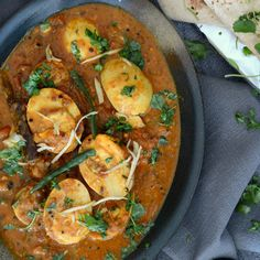 Andhra Egg Curry (South Indian-Style Egg Curry)