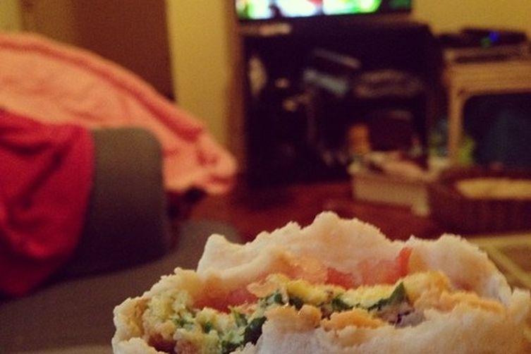 Burreakfast Burrito