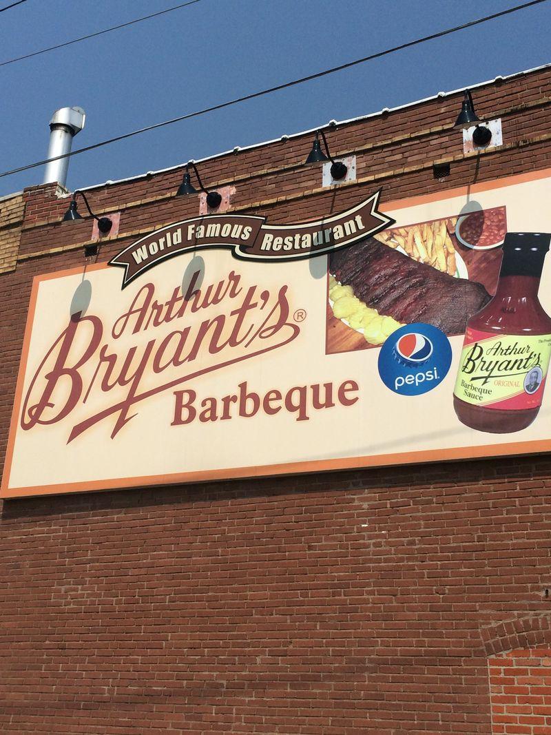 Arthur Bryant's