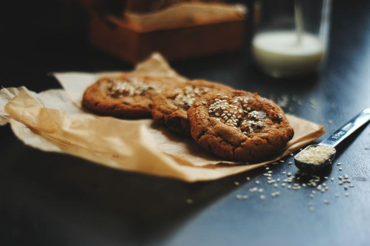 Soy Sauced Chocolate Chip Cookies